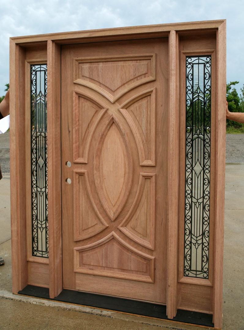 exterior-wooden-doorsexterior-wood-doors-with-wrought-iron-glass-sidelights-thxp0rvt